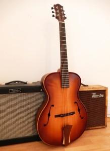 15'' Acoustic Archtop Sinker Red Cedar Top