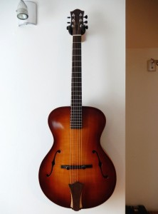 Canadian Archtop Guitar Maker